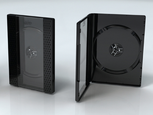 HDDVD & Blu-ray Case Concepts