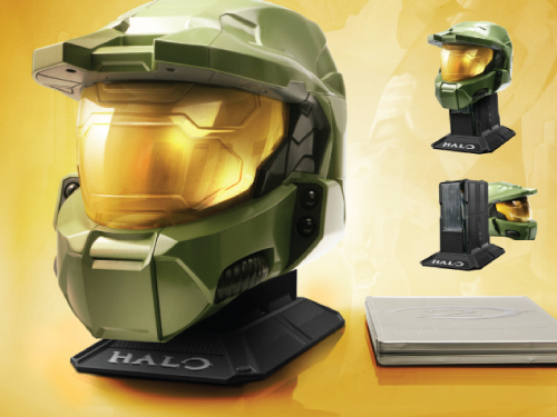 Halo Collectors Edition Packaging for Microsoft