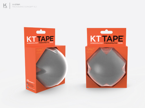 KT Tape Pro-X Packaging