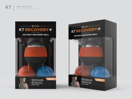 KT Tape Ice/Heat Massage Ball